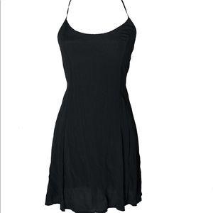 Women's Dress Forever 21 LBD Small Open Back